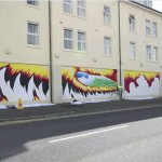 Bundoran Wall Mural